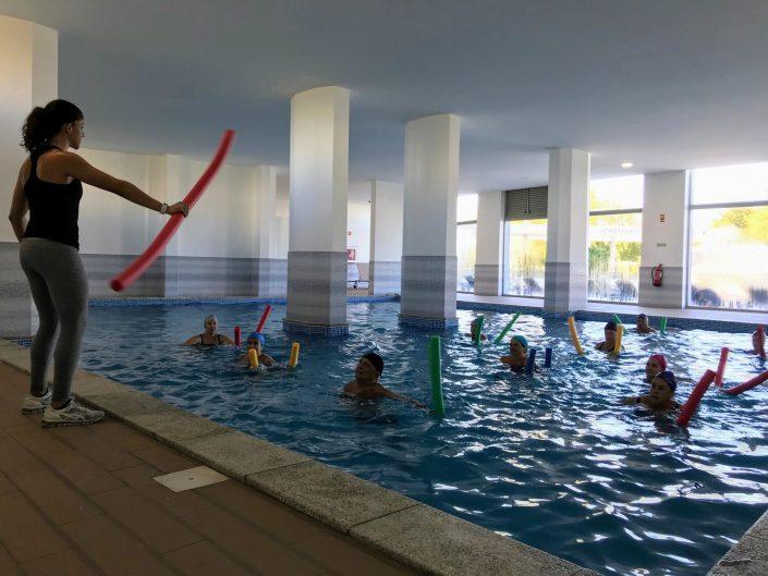 HIDROGINÁSTICA - EVOC health club
