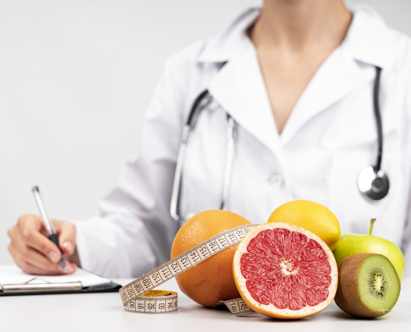 Consultas de Nutrição - EVOC health Club