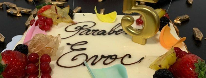 Aniversário - EVOC health Club