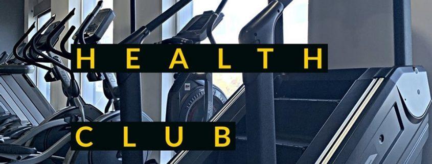 Um espaço diferenciado para si - EVOC health Club